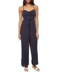 O'Neill Anabella Ruched Jumpsuit