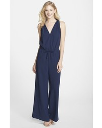 Andrew Marc Marc New York By Wide Leg Woven Jumpsuit