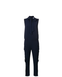 RED Valentino Techno Fluid Jumpsuit