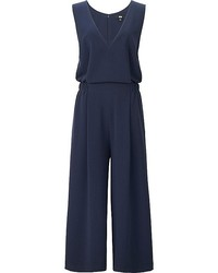 Uniqlo V Neck Jumpsuit