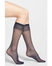 Nordstrom 3 Pack Sheer Knee Highs