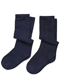 Dummy For 9999 2 Pc Knee High Socks