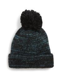Rebecca Minkoff Subtle Mouline Pompom Beanie