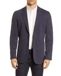 Nordstrom Men's Shop Trim Fit Essential Knit Blazer