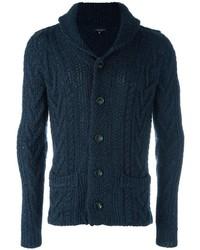 Cable knit cardigan medium 916713