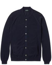 Knitted cotton cardigan medium 1161002