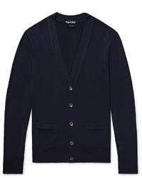 Knitted wool cardigan medium 1245769