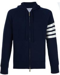 Knitted zip hoodie medium 640160