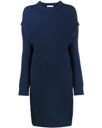J.W.Anderson Jw Anderson Oversized Slit Side Knitted Jumper