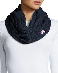 Canada Goose Chunky Knit Merino Infinity Scarf