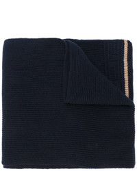 Versace Greek Key Knitted Scarf