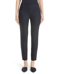 St. John Collection Alexa Scuba Slim Crop Pants
