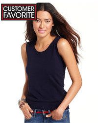 Scoop neck shell medium 88938
