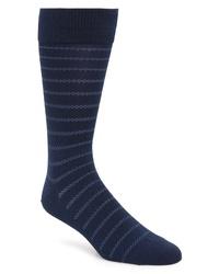Nordstrom Men's Shop Mini Stripe Ultrasoft Socks
