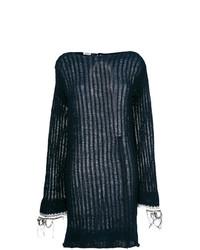 Aviu Avi Open Knit Sweater Dress