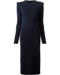 Maison Margiela Long Fit Sweater Dress