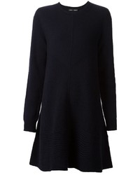 Proenza Schouler Ribbed Knit Sweater Dress