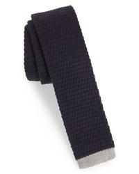 1901 Belvin Knit Skinny Tie