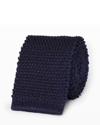 Club Monaco Silk Knit Tie
