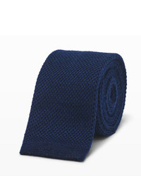 Club Monaco Washed Wool Tie