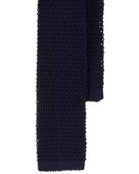 Polo Ralph Lauren Solid Classic Silk Knit Tie