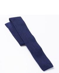 Izod Solid Knit Skinny Tie