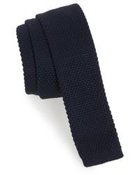 Topman Skinny Knit Tie