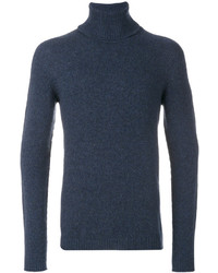 Roberto Collina Knitted Roll Neck Sweater