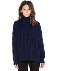 Fine Collection Turtleneck Sweater