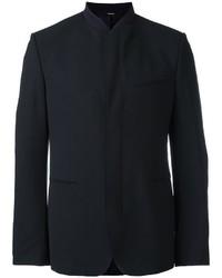 Kenzo Knit Collar Blazer