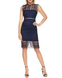Bardot Mariana Lace Body Con Dress
