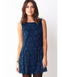 Womens Navy Casual Dresses By Forever 21 Womens Fashion