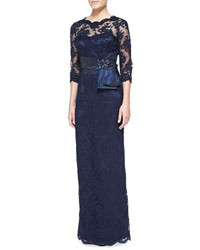 75943be7094d6 Women s Navy Lace Evening Dresses from Nordstrom