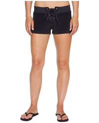Lace front terry shorts shorts medium 5078557