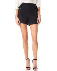 Marie lace up shorts medium 3712467