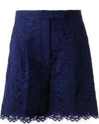 Valentino lace shorts medium 63661