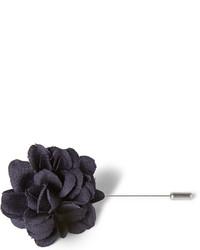 Lanvin Rosette Lapel Pin