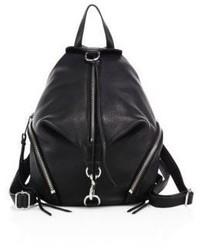 Rebecca Minkoff Julian Medium Leather Backpack