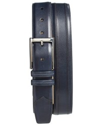 Mezlan Leather Belt