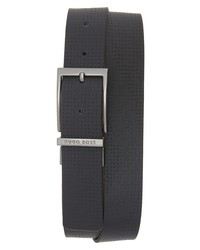 BOSS Ollie Perforated Leather Belt