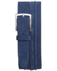 Cole Haan Seam Detail Leather Belt