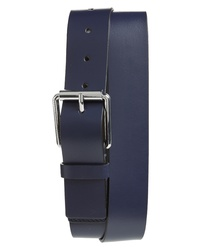 Calvin Klein Solid Leather Belt