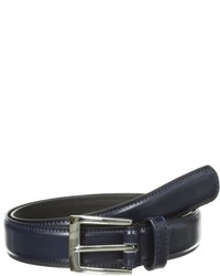 Prada Navy Saffiano Leather Logo Plaque Belt | Where to buy \u0026amp; how ...