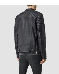 276182b241 ... AllSaints Jasper Leather Biker Jacket ...