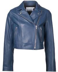 Alexander Wang T By Classic Biker Jacket