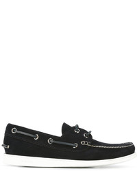 Church's Contrast Boat Shoes
