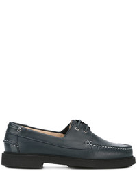 A.P.C. Extended Sole Boat Shoes
