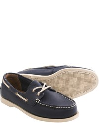 Lands' End Mainstay Boat Shoes