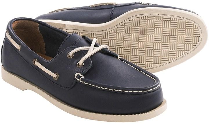 c5fecad984fb ... Lands  End Mainstay Boat Shoes ...