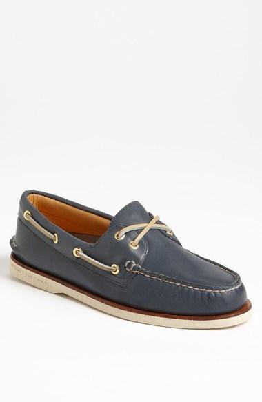 Sperry Men S Original Boat Shoe Sahara Nordstrom